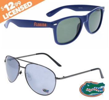 Florida NCAA Sunglasses Promo