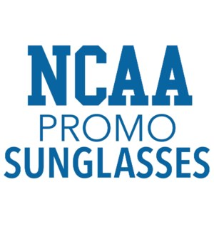 NCAA® Sunglass Promo