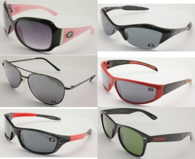 NCAA Sunglasses Georgia