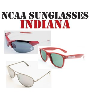 NCAA Sunglasses Indiana