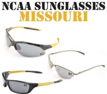 NCAA Sunglasses Missouri