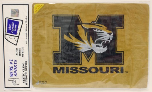 Missouri Window Shade