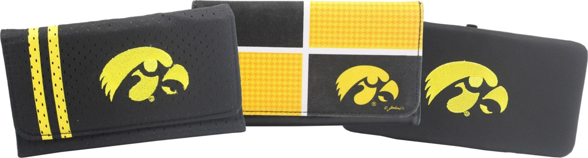NCAA U-IA Hawkeye Wallets & Wallets