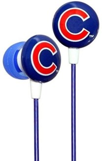 Cubs iHip Earbuds