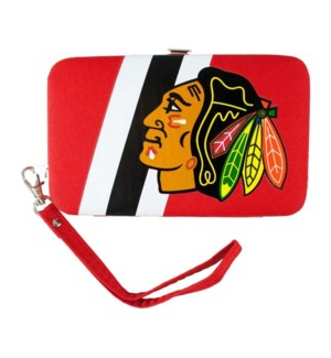 Blackhawks Shell Wallet