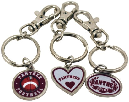 Team Spirit Keychains