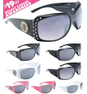 Bling Sunglasses $19.99 National Breast Cancer Foundation