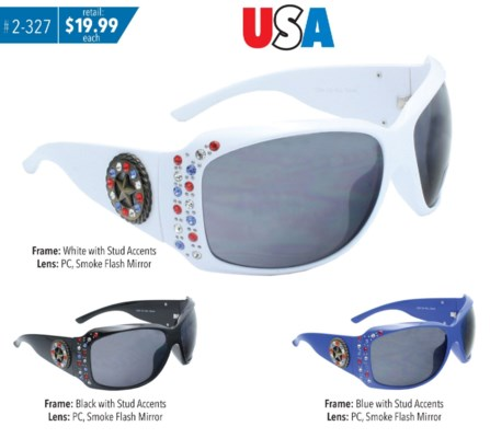 Bling Big Star USA $19.99 Sunglasses