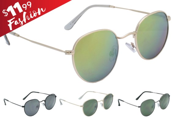 Hermosa Fashion $11.99 Sunglasses