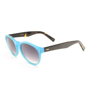 Atlantis Luxury Handmade Sunglasses (Blue)