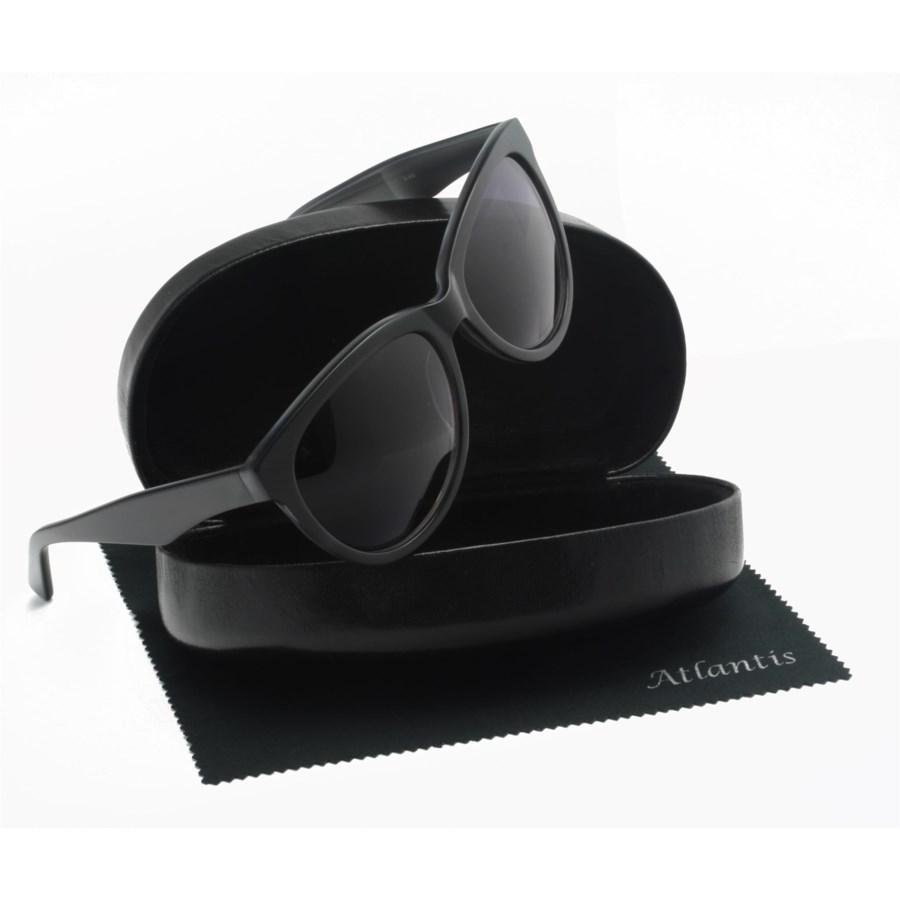 Atlantis Luxury Handmade Sunglasses (black)