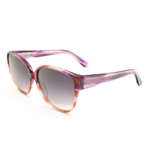 Atlantis Luxury Handmade Sunglasses (Purple Orange)