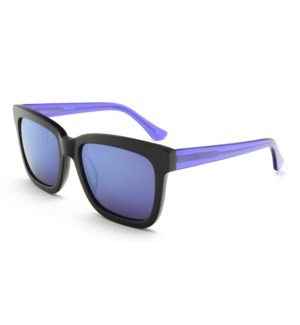 Atlantis Luxury Handmade Sunglasses (Black)