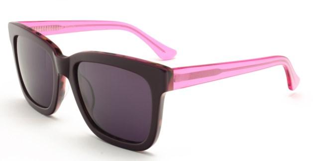 Atlantis Luxury Handmade Sunglasses (Purple/Purple Demi)