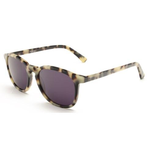 Atlantis Luxury Handmade Sunglasses (White Demi)