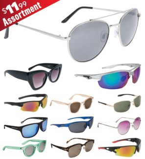 iShield Red Tag Sunglasses Mix - Sport, Men's, Women's