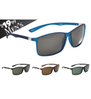 Hollywood Men's $19.99 Polarized Sunglasses