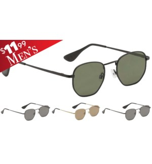 Buccaneer Men's $11.99 Sunglasses
