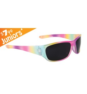 Junior Rainbow Cannonball $7.99 Sunglasses