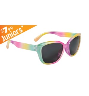 Junior Rainbow Butterfly $7.99 Sunglasses