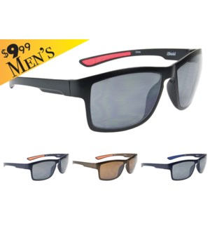 Pescadero Men's $9.99 Sunglasses