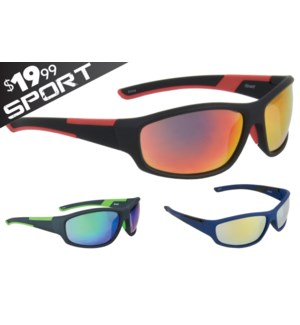 Wildwood Sport $19.99 Sunglasses