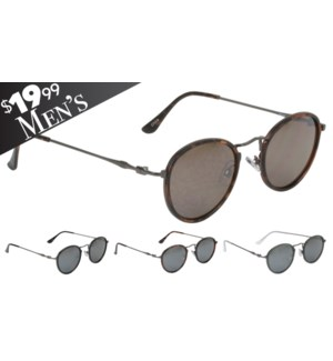 Rio Men's $19.99 Sunglasses