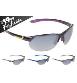 Soleil Fashion $19.99 Sunglasses