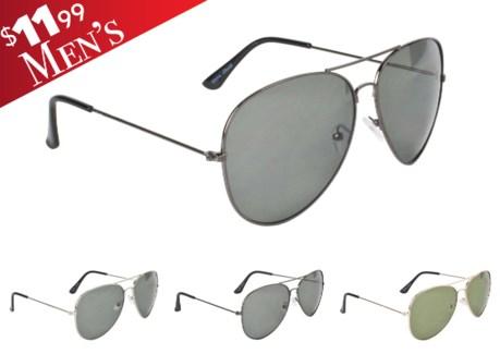 Hudson Men's $9.99 Sunglasses
