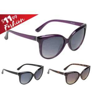 Cascade Fashion $11.99 Sunglasses