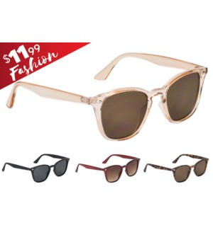 Corolla Fashion $11.99 Sunglasses