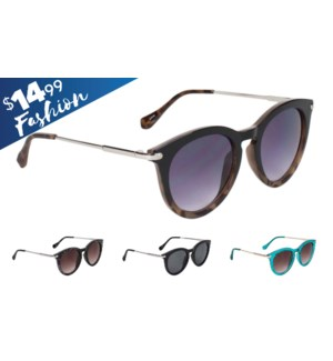 Fernandina Fashion $14.99 Sunglasses