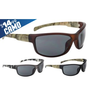 Jacksonville Camo $14.99 Sunglasses