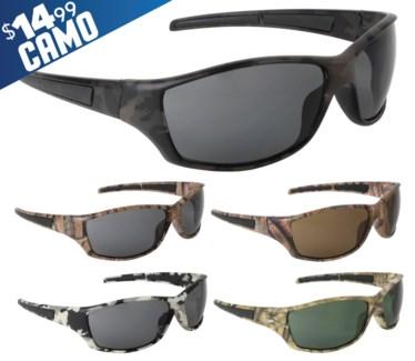 Brick Camo $14.99 Sunglasses
