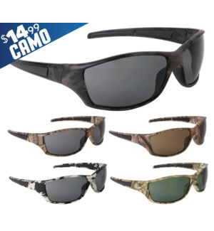 Brick Camo $14.99 Sunglasses