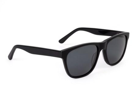 Georgios Atlantis Luxury Handmade Glasses (Shiny Black)