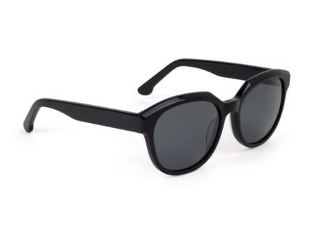 Zena Atlantis Luxury Handmade Glasses (Shiny Black)