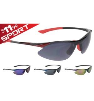 Duxbury Sport $11.99 Sunglasses