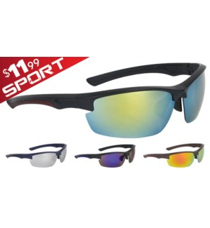Ortley Sport $11.99 Sunglasses
