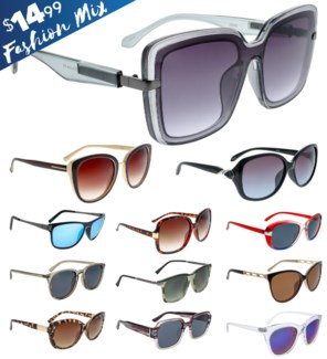 iShield Blue Tag Sunglasses Fashion Mix