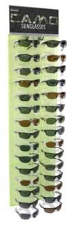 iShield $14.99 Camo Sunglasses Side Panel - 32pcs