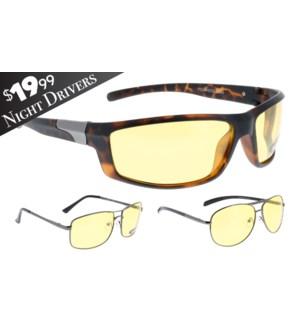 Polarized Night Driving Glasses