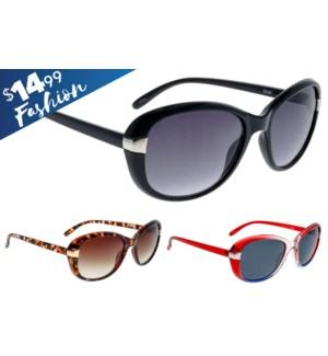 Valencia Fashion $14.99 Sunglasses