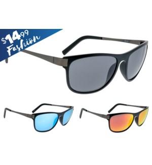 Sidra Fashion $14.99 Sunglasses
