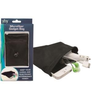 Microfiber Gadget Bag