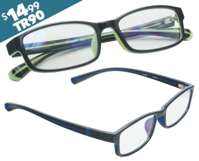 iShield Anti-Reflective Reading Glasses - Alberta
