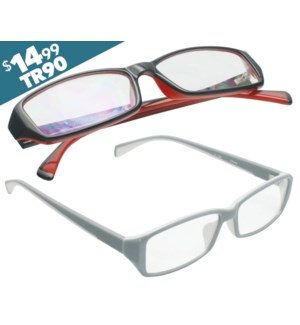 iShield Anti-Reflective Reading Glasses - Robin