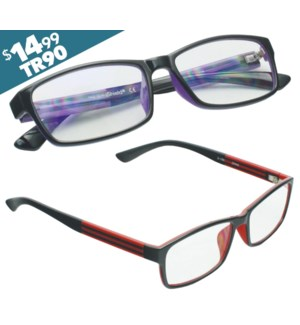 iShield Anti-Reflective Reading Glasses - Maya