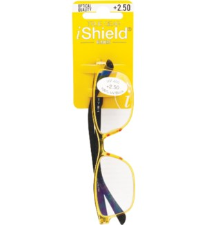 iShield Reading Glasses +2.50