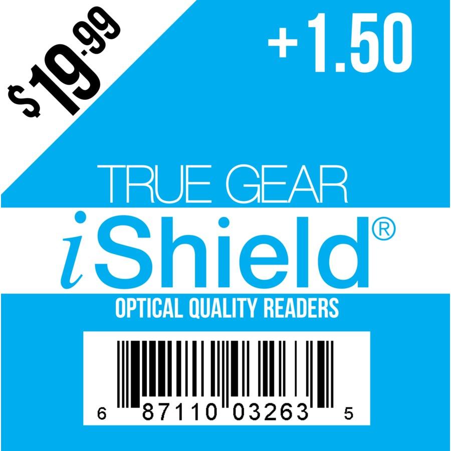 $19.99 Reader +1.50 iShield